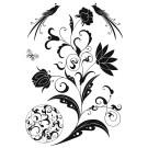 Sticker Friedola 2 buc Bird 53011