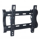 Suport TV LCD / LED, pe perete, LCD S 200, reglabil, 25 - 94 cm, 40 kg, sistem de blocare, negru