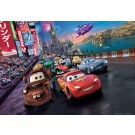 Fototapet copii vlies Disney Cars 4-013-VE-M 104 x 70.5 cm