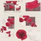 Tapet netesut, model floral, Rasch Aqua Relief IV 853308 10 x 0.53 m