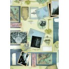 Autocolant decorativ Gekkofix Scrapbook 12911, multicolor, 0.45 x 15 m