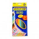 Set 12 creioane colorate, 12 culori