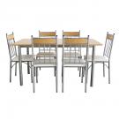 Set masa cu 6 scaune AA 0170