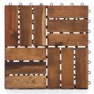 Dala lemn 30x30x2,4 cm NP06009/3