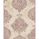 Tapet netesut, model floral, Grandeco Persian Chic PC2403 10 x 0.53 m