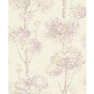 Tapet netesut, model floral, Grandeco Painterly PY3005 10 x 0.53 m