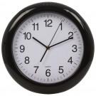 Ceas perete YQ2413, analog, rotund, din plastic, diametru 33 cm