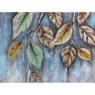 Tablou DL-55511, panza + suport din lemn de brad, stil clasic, 80 x 60 cm