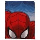 Lenjerie de pat copii Spiderman 2016 bumbac 140 x 200 cm