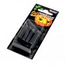 Set 12 rezerve stilou negru