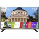 Televizor LED Smart LG 32LJ590U, diagonala 80 cm, HD, gri