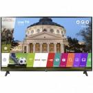 Televizor LED Smart LG 43LJ594V, diagonala 108 cm, Full HD, negru
