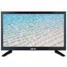 Televizor LED Akai LT-2414AD, diagonala 61 cm, HD, negru