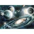 Fototapet duplex Univers 11896P4 254 x 184 cm