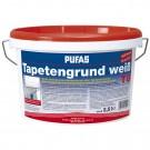 Grund pentru tapet, Pufas Tapetengrund, alb, 2.5 kg