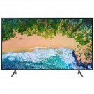 Televizor LED Smart Samsung UE40NU7122KXXH, diagonala 100 cm, Ultra HD / 4K, negru