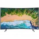 Televizor curbat LED Smart Samsung UE55NU7302KXXH, diagonala 138 cm, Ultra HD / 4K, negru