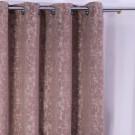 Draperie Soft Rain TF603 V3, poliester, mocha, H 310 cm