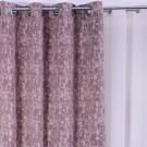 Draperie Soft Rain TF603, 100 % poliester, taupe, V4, H 310 cm