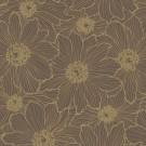 Tapet netesut, model floral, Rasch Selection 406672 10 x 0.53 m