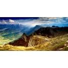 Panou decorativ bucatarie Splashback, compozit, luminescent, SPB 059, 60 x 260 cm