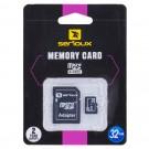 Card de memorie Serioux MicroSDHC, 32 GB, clasa 10, viteza transfer 10 MB/s, adaptor SD inclus