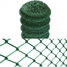 Plasa gard verde Replax 1.5x25 m