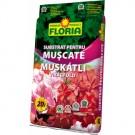 Substrat pentru muscate si flori de balcon Floria 20 l