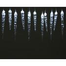 Turturi instalatie Craciun, Hoff, 30 LED-uri albe, 8.7 m, interior / exterior