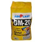 Gletul meseriasului Adeplast GM-20, pe baza de ipsos, interior, 5 kg