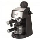 Espressor cafea Samus Alegria, cafea macinata, 3.5 bar, 800 W, capacitate 0.24 l, negru