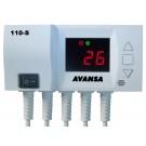 Controler Avansa 110s pentru panouri solare