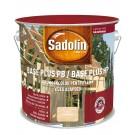 Grund pentru lemn, Sadolin Base Plus PB, incolor, 2.5 L