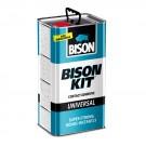 Adeziv de contact universal, Bison Kit, alb/crem, 4.5 L