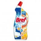 Solutie pentru toaleta Bref Hygiene portocala 700 ml