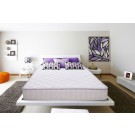 Saltea pat Bedora Lavanda Therapy Cocos, 1 persoana, cu spuma poliuretanica + memory, fara arcuri, 90 x 200 cm