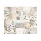 Decor faianta baie / bucatarie Loira 2 Watercolor mat ivory 25 x 60 cm