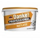 Vopsea lavabila Danke Mattlatex 2,5 l