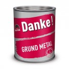 Grund pentru metal Danke, interior / exterior, gri, 2.5 L