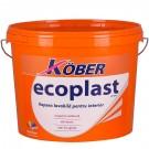 Vopsea lavabila interior Ecoplast alb 15L