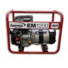 Generator de curent Pramac EM1200, 0.80 kva, 3 CP