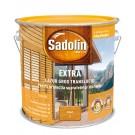 Lac / lazura pentru lemn, Sadolin Extra, brad, interior / exterior, 2.5 L