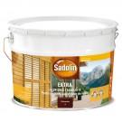 Lac / lazura pentru lemn, Sadolin Extra, palisandru, interior / exterior, 10 L