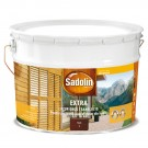 Lac / lazura pentru lemn, Sadolin Extra, tec, interior / exterior, 10 L