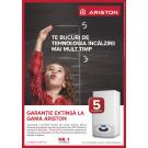 Centrala termica in condensare Ariston Genus Premium Evo 35 FF 35 kW + kit evacuare