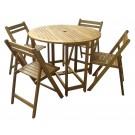 Set masa cu 4 scaune HHC14006