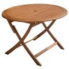 Masa rotunda din lemn TVT 09002