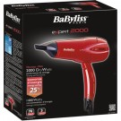 Uscator de par  expert red Babyliss 2000W D302RE