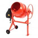 Betoniera 550 W capacitate cuva 120 litri