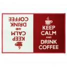 Covoras Davo Pro Keep Calm 33005 50x80 cm